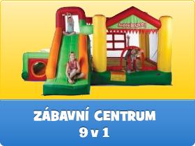 Zábavní centrum 9v1